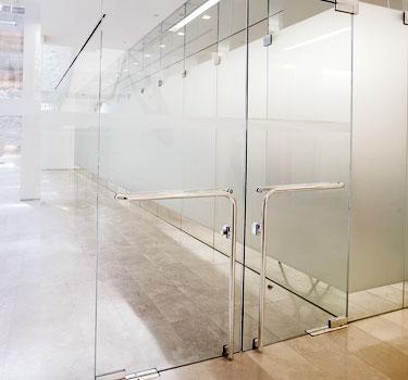Sky Windows Swing Doors Office Space 2