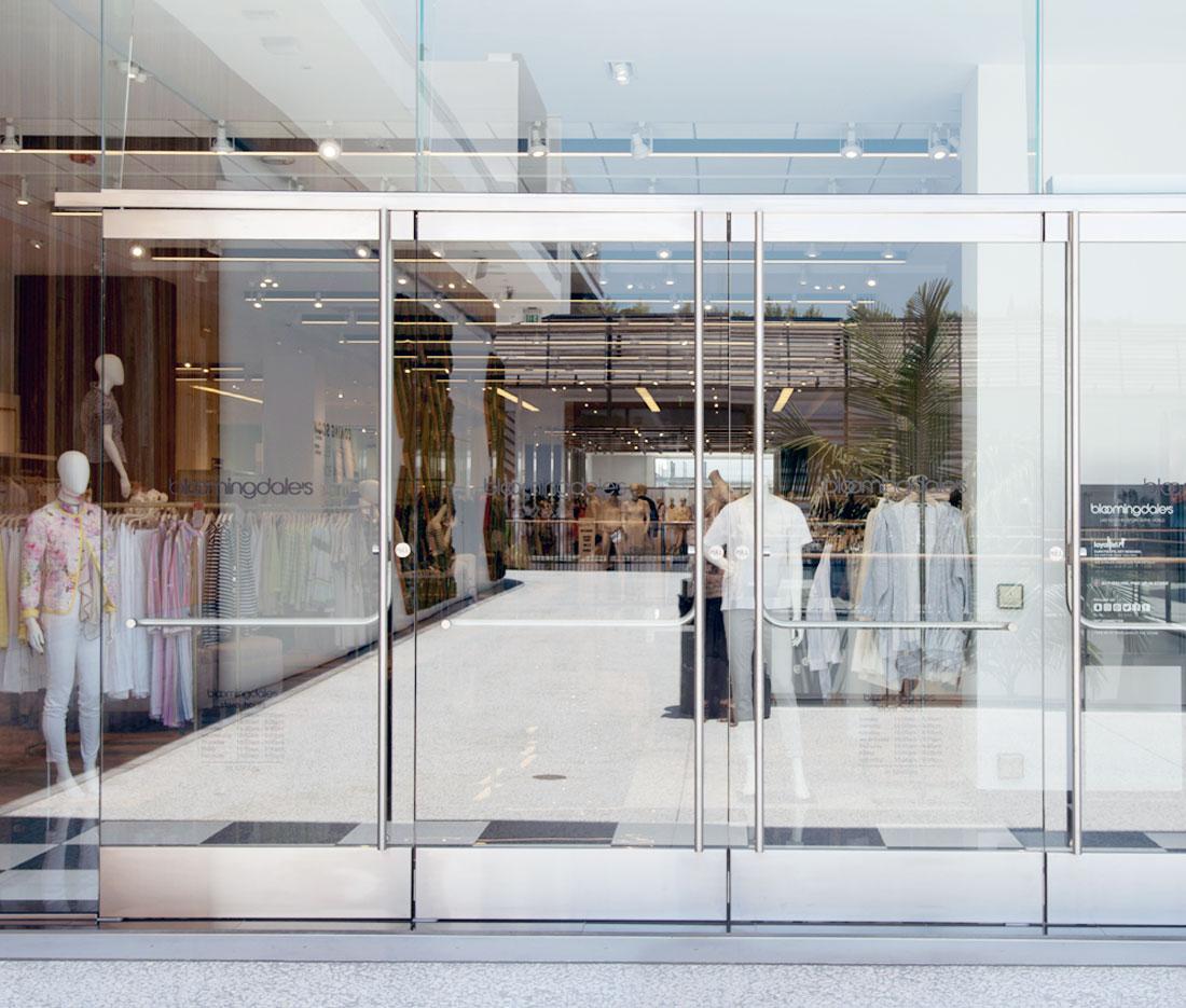 Sky Windows Commercial Swing Door