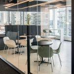 Sky Windows Panago Pizza Head Office