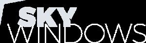 Sky Windows Main Logo Light 3