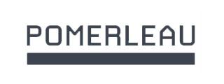 Pomerleau Black Logo